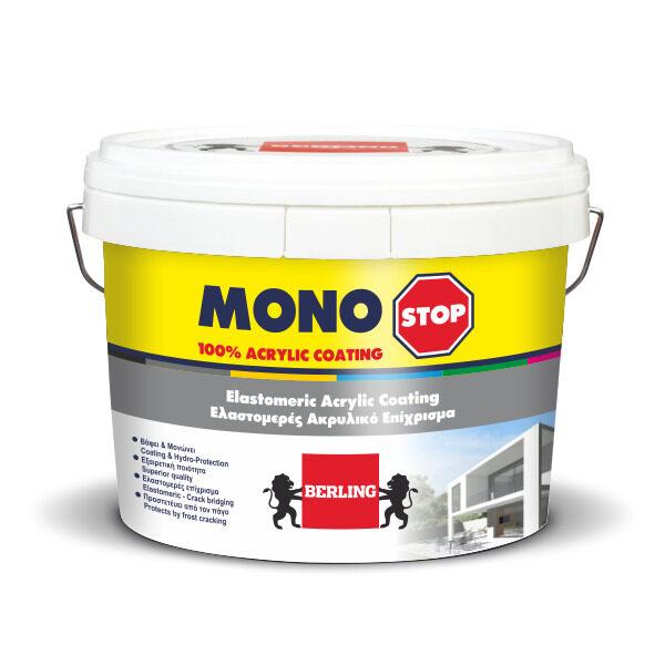 MONOSTOP 3lt Ακρυλικό χρώμα