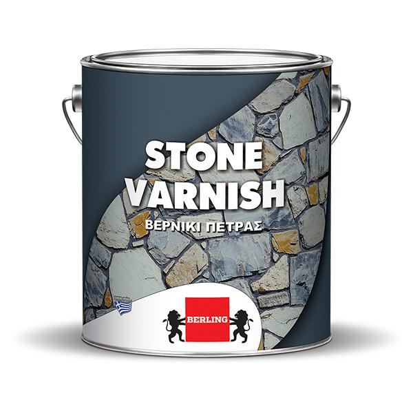 STONE VARNISH Ακρυλικό Βερνίκι 4lt
