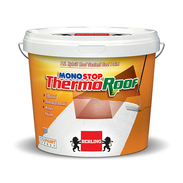 MONOSTOP THERMOROOF Μονωτικό 3lt