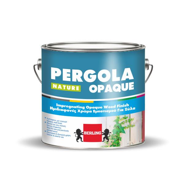 NATURE PERGOLA 0,75lt