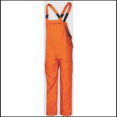 FAGEO 505 Φόρμα Εργασίας Πορτοκαλί