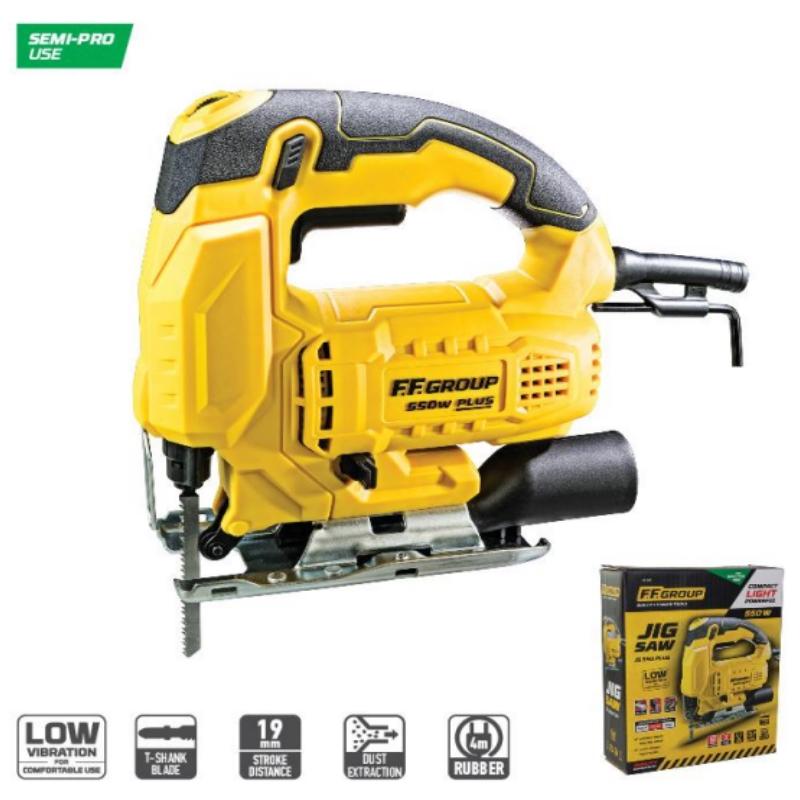 Ηλεκτρική σέγα FFGROUP 41341 JS 550 PLUS