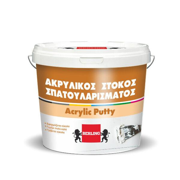 ΑΚΡΥΛΙΚΟΣ ΣΤΟΚΟΣ 0,5lt