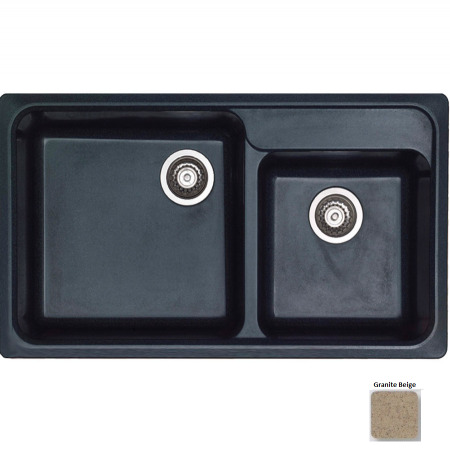 Sanitec CLASSIC 317 Granite Beige