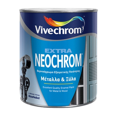 EXTRA NEOCHROM 30 ΛΕΥΚΟ 5L