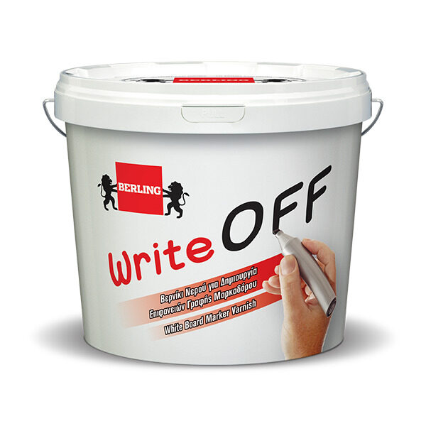 WRITE OFF 1lt