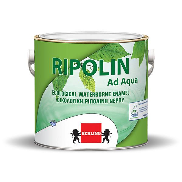 RIPOLIN Οικολογική Ριπολίνη 2,5lt