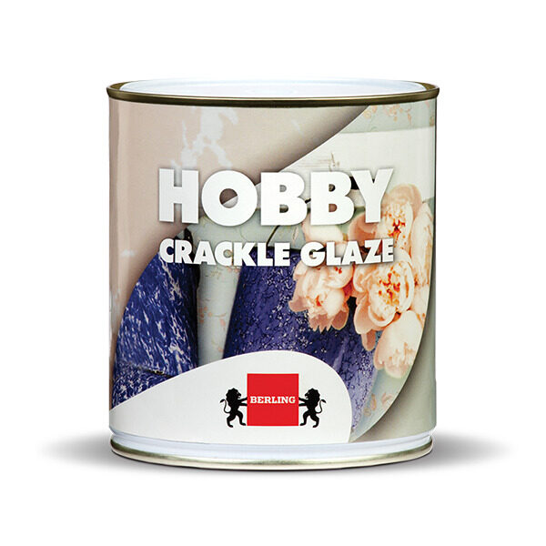 HOBBY CRACKLE GLAZE 0.5lt